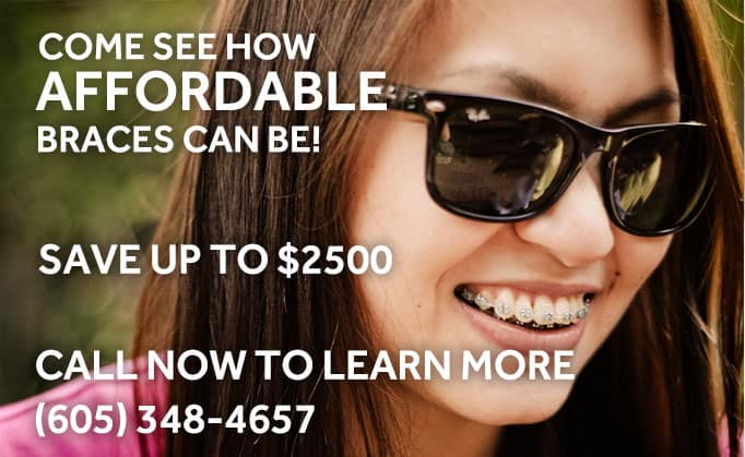 affordable braces Rapid City